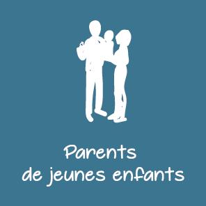 Parents de jeunes enfants