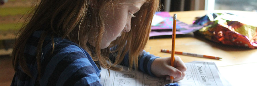 Les devoirs à la maison - Parents de Jeunes enfants