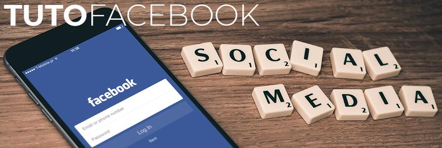 Tutoriel d'utilisation de l'application Facebook